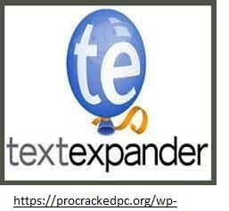 TextExpander 2.4.3 Crack 2021