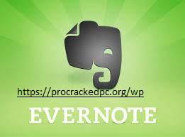 Evernote 10.13.4-2607 Crack