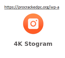4K Stogram 3.4.1 Crack