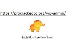 TablePlus 4.0.0 Crack