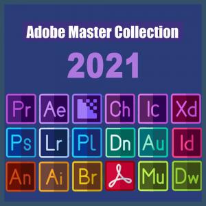 Adobe Master Collection CC 2021 Crack