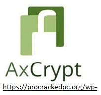 AxCrypt 2.1.1618 Crack
