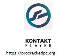 Kontakt Player 6.6.1 Crack