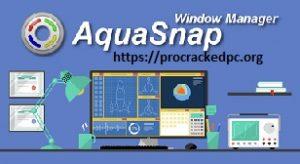 AquaSnap Crack 2021