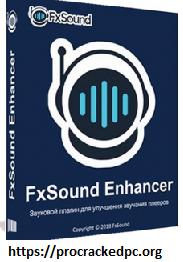 FxSound Enhancer Crack 2021