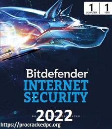 Bitdefender Internet Security Crack