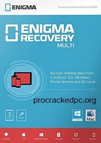 Enigma Recovery 4.1.0 Crack